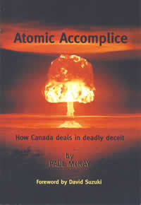 Atomic Accomplice by Paul McKay: A Book Review by Theresa Wolfwood