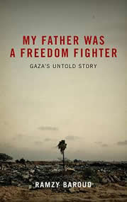 Ramzy Baroud's book review by Theresa Wolfwood