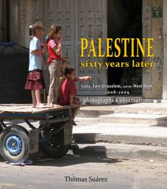 Palestine by Thomas Suarez: A Book Review by Theresa Wolfwood