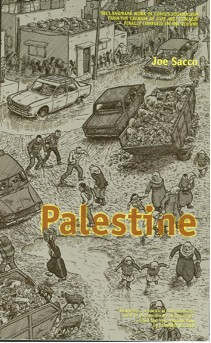 Palestine by Joe Sacco: A book review by Theresa Wolfwood