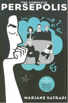 The Complete Persepolis: Book Review by Theresa Wolfwood